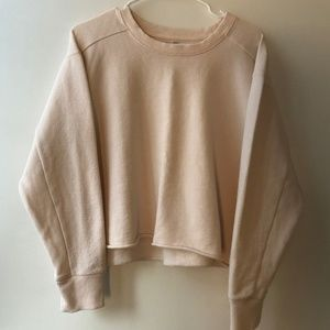 aerie Sweaters - Aerie Cropped Crewneck